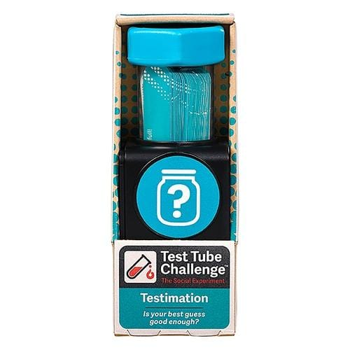 "Test Tube Challenge ""Testimation"" Pack, Question Card Game - ANTHILL shopNplay"