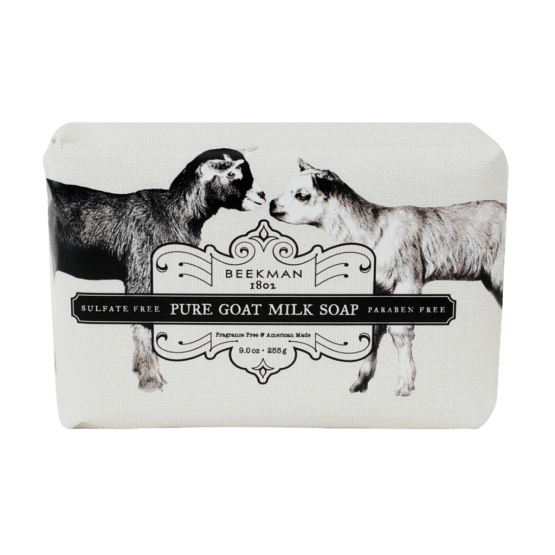 Pure Goat Milk Bar Soap - ANTHILL shopNplay