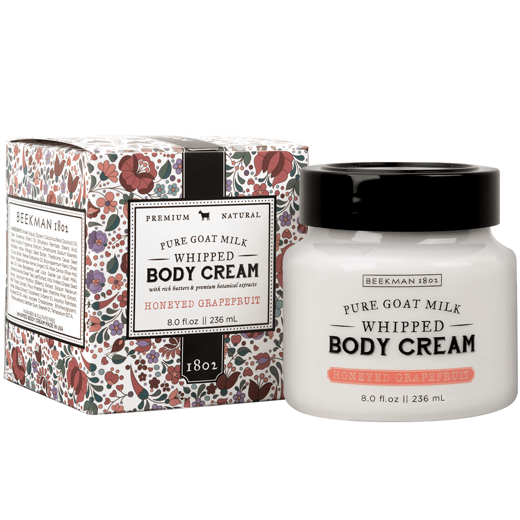 Honeyed Grapefruit Whipped Body Cream - ANTHILL shopNplay
