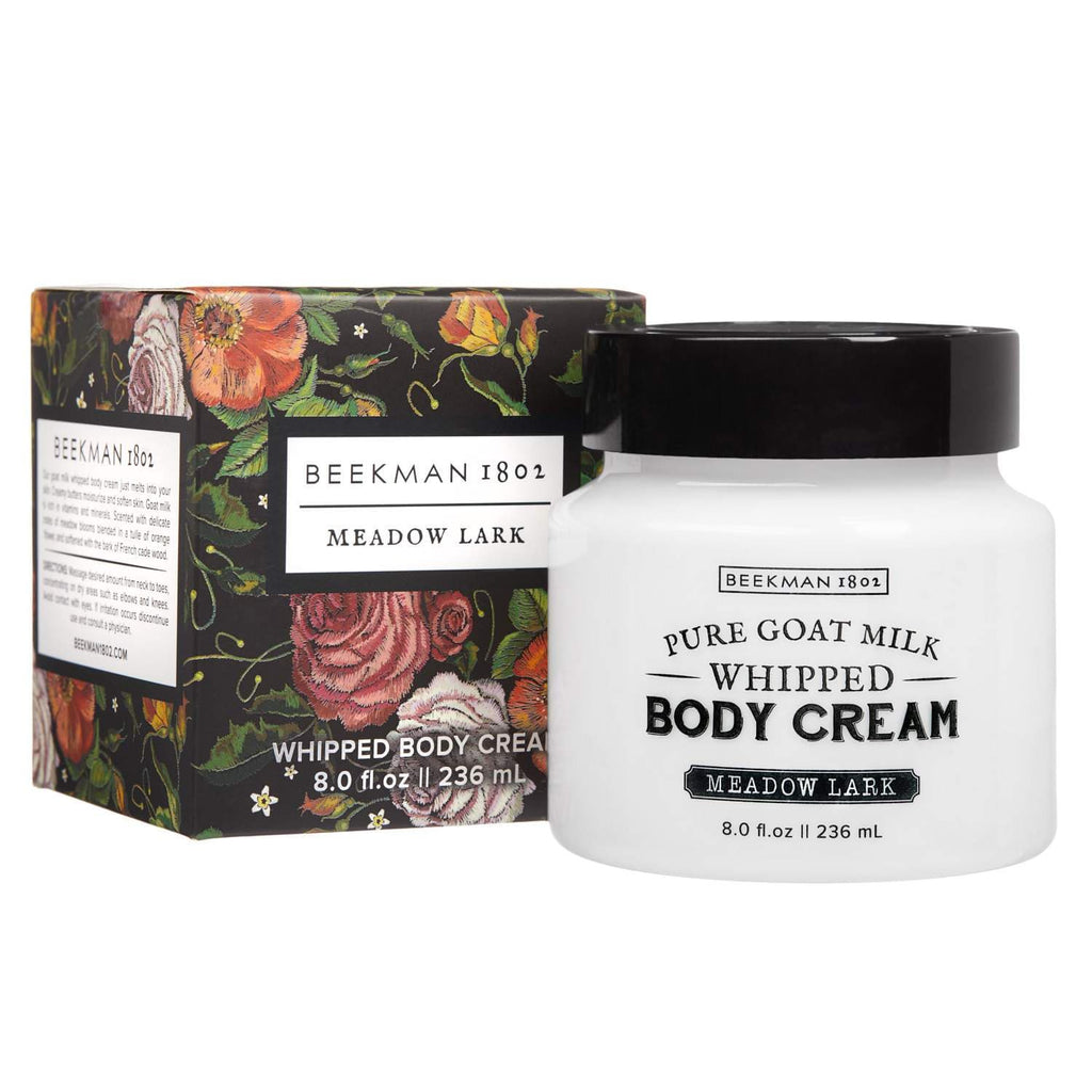 MEADOW LARK WHIPPED BODY CREAM