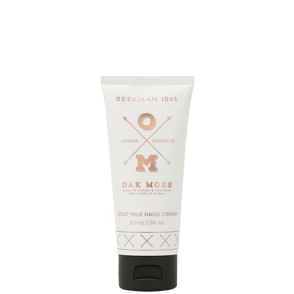 OAK MOSS GOAT MILK HAND CREAM