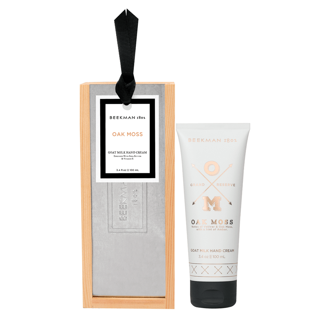 OAK MOSS HAND CREAM WITH GIFT BOX