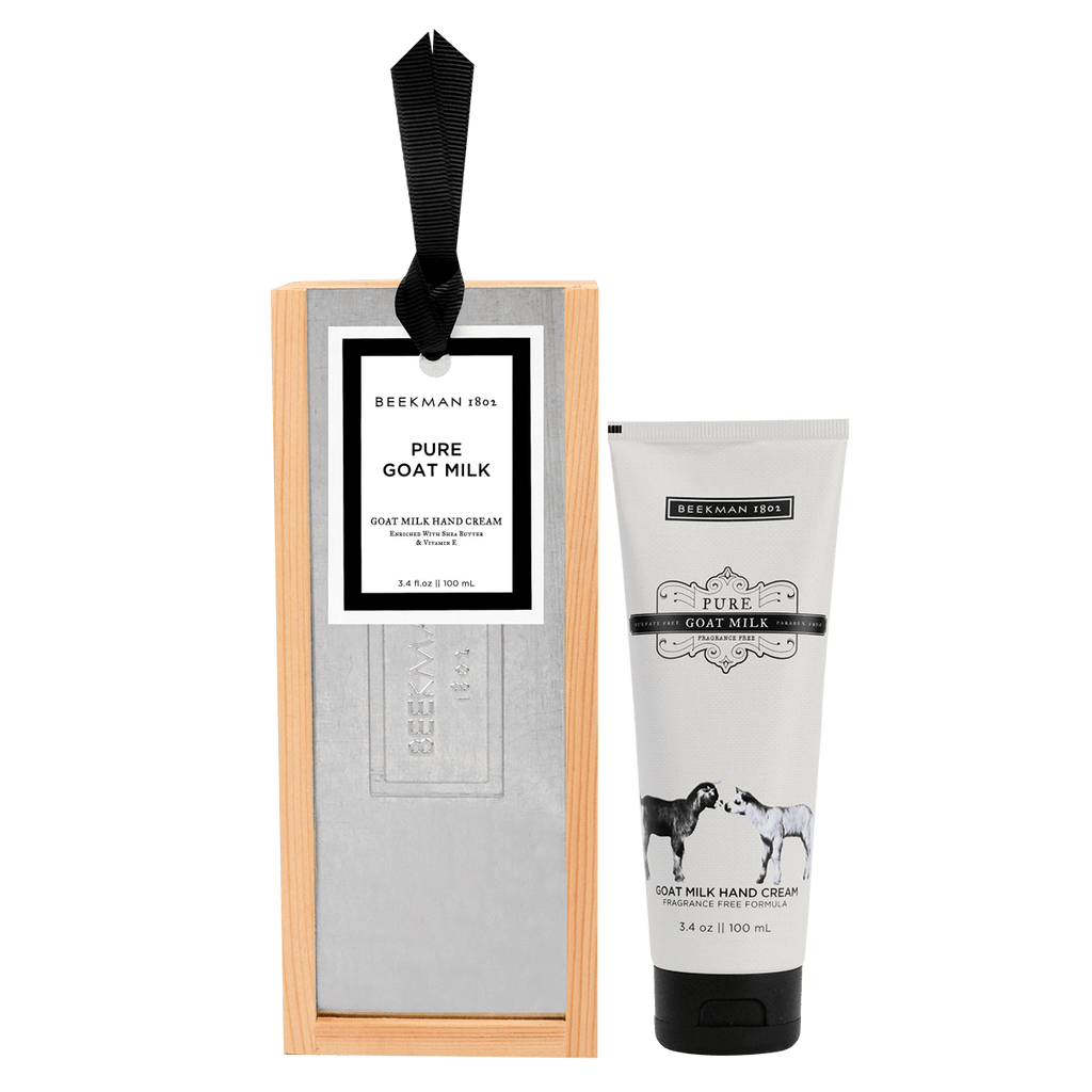 PURE GOAT MILK HAND CREAM WITH GIFT BOX