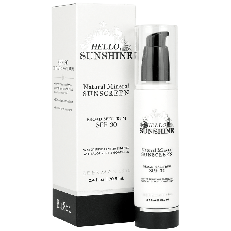 Natural Mineral Sunscreen SPF 30 - ANTHILL shopNplay