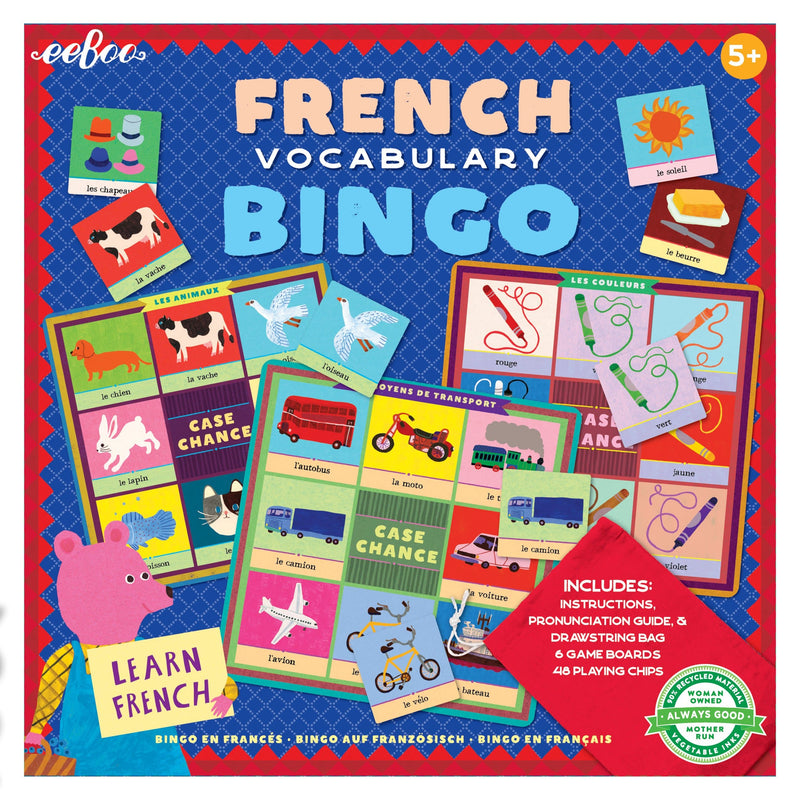 French Bingo (2nd Edition)