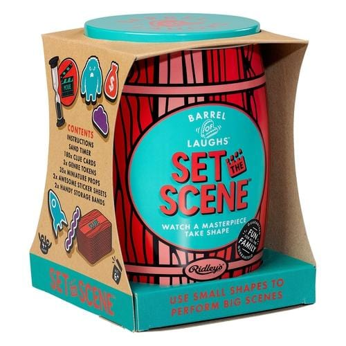 """Set The Scene"" Game - ANTHILL shopNplay"