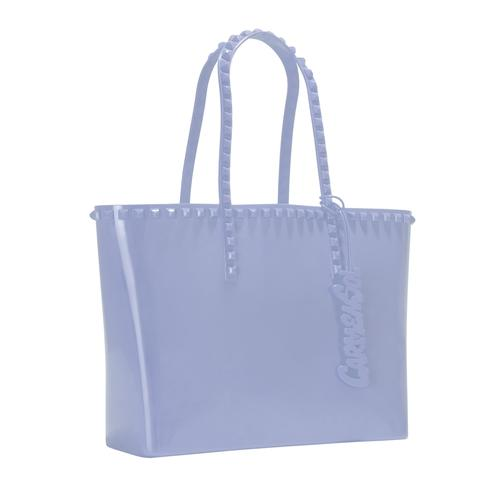 'Seba' Mid Tote in Baby Blue - ANTHILL shopNplay