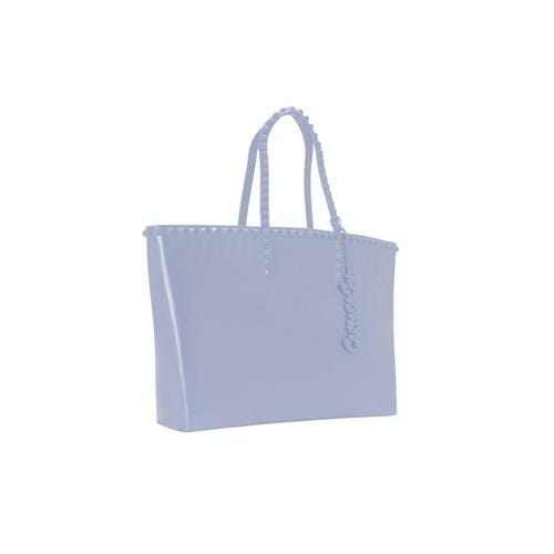 'Angelica' Large Tote in Baby Blue - ANTHILL shopNplay