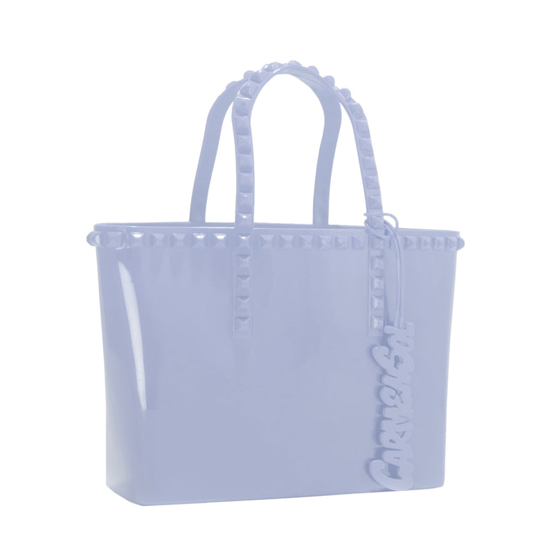 'Grazia' Mini Tote in Baby Blue