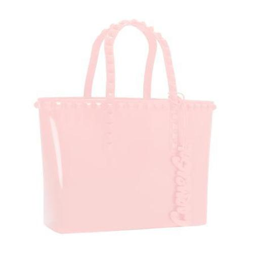 'Grazia' Mini Tote in Baby Pink