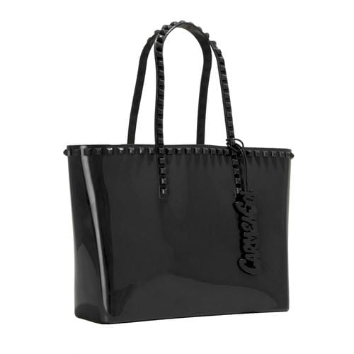 'Seba' Mid Tote in Black - ANTHILL shopNplay