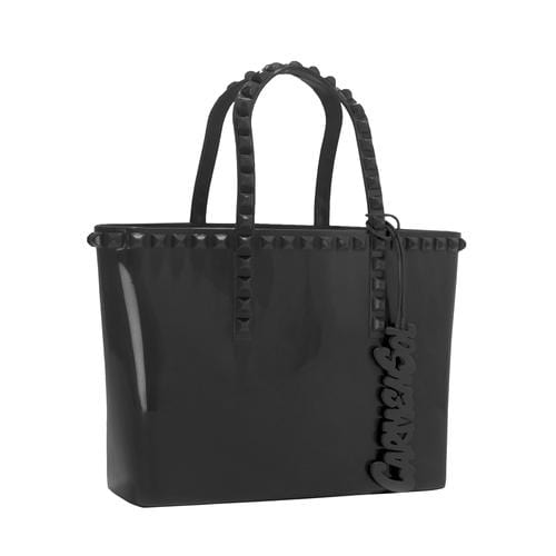 'Grazia' Mini Tote in Black - ANTHILL shopNplay