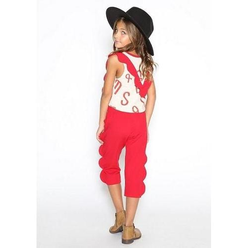 Dove Karmir Pants In Red