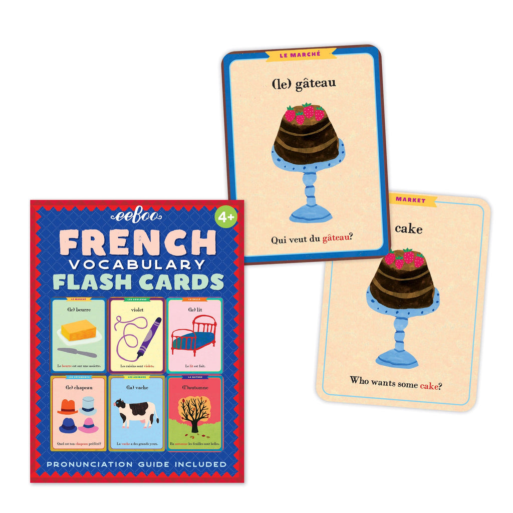 French Flash Cards (3ED)