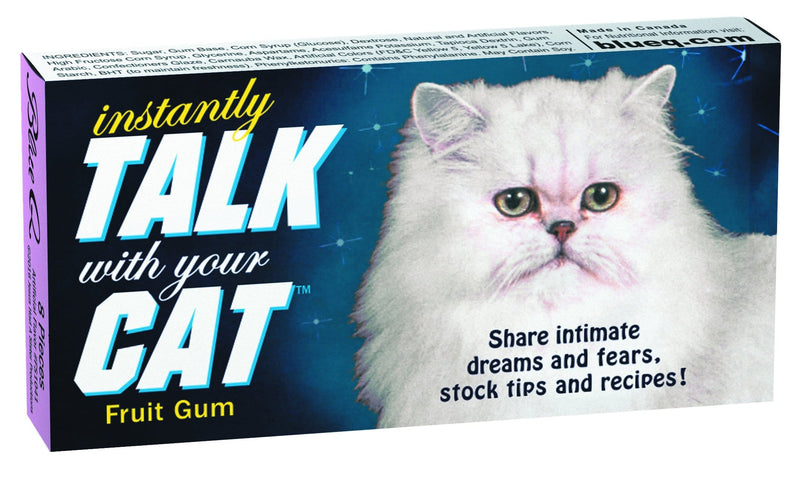 Talk With Your Cat Gum