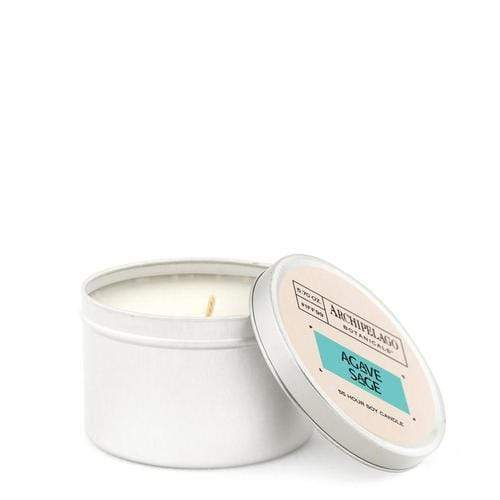 Travel Tin Candle in Agave Sage