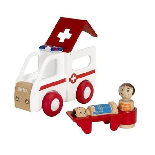 'Light & Sound' Ambulance - ANTHILL shopNplay