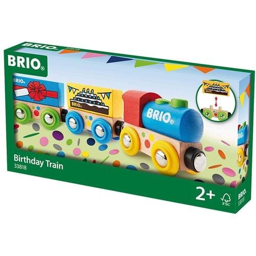 Birthday Train - ANTHILL shopNplay