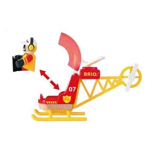 Firefighter Helicopter - ANTHILL shopNplay
