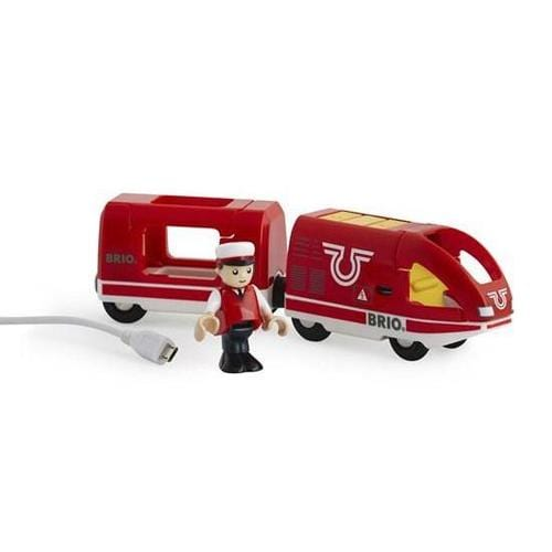 Travel Rechargeable Train - ANTHILL shopNplay