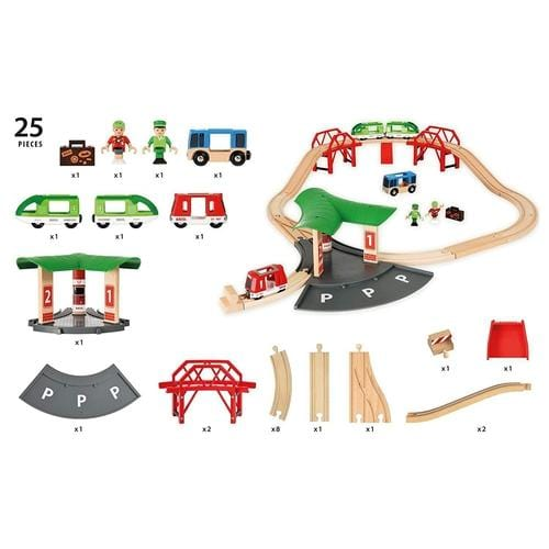 Travel Station Set - ANTHILL shopNplay