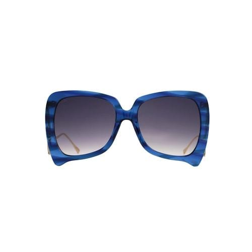 'Caterpillar' Sunglasses In Blue