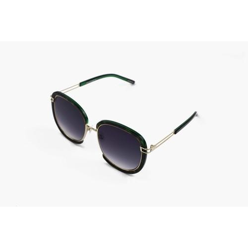 'Galaxy-X' Oversized Sunglasses In Black - ANTHILL shopNplay