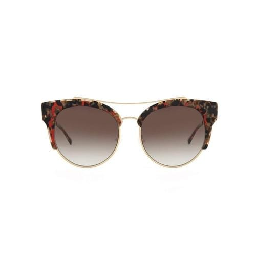 'This Girl' Acetate Sunglasses In Champagne
