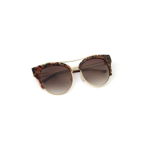 'This Girl' Acetate Sunglasses In Champagne - ANTHILL shopNplay
