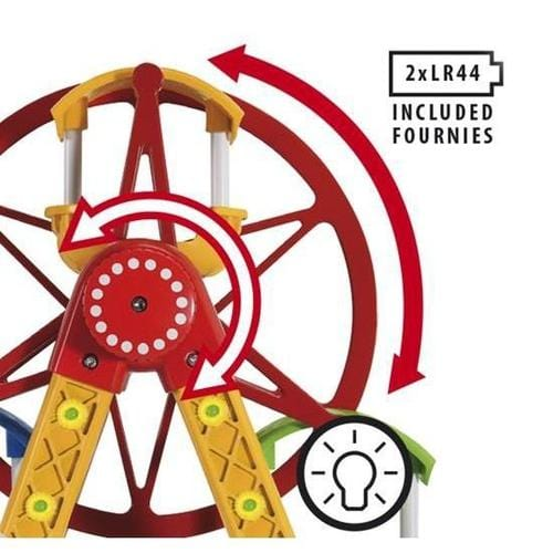 Ferris Wheel for Railway