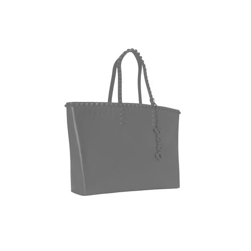 'Angelica' Large Tote in Grey - ANTHILL shopNplay