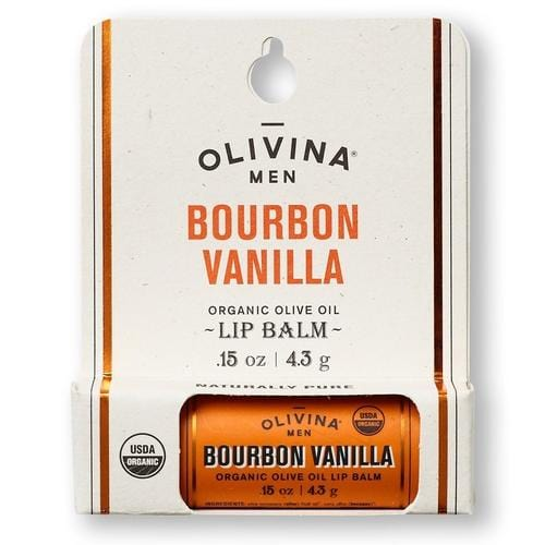 Organic Lip Balm in Bourbon Vanilla - ANTHILL shopNplay