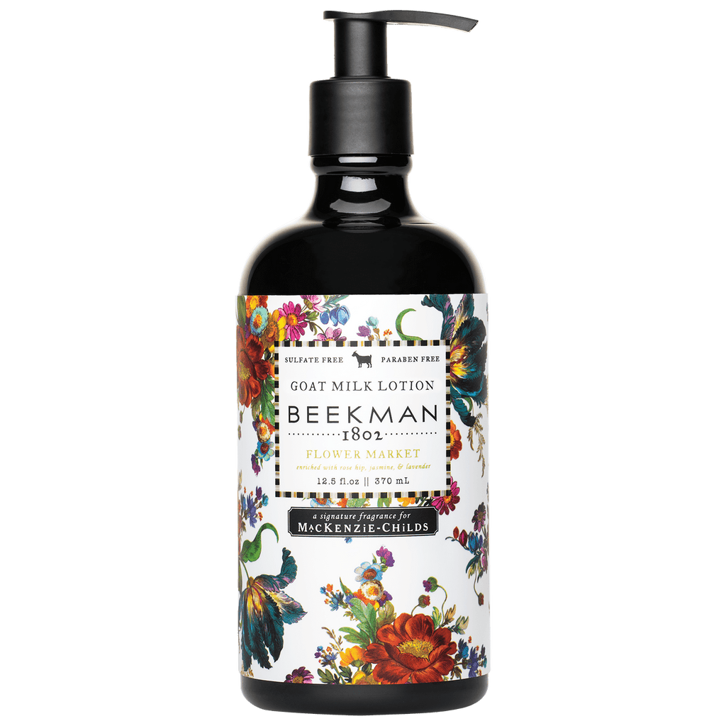 Goat Milk Lotion Flower Market - ANTHILL shopNplay