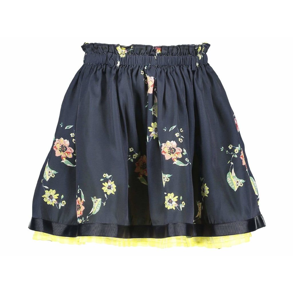 NONO SKIRT - DARK BLUE