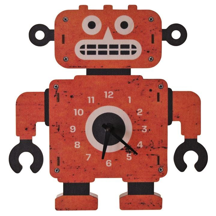 Clockbot Wall Clock