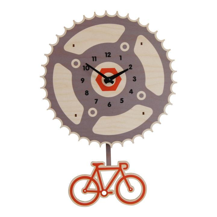Bicycle Pendulum Clock