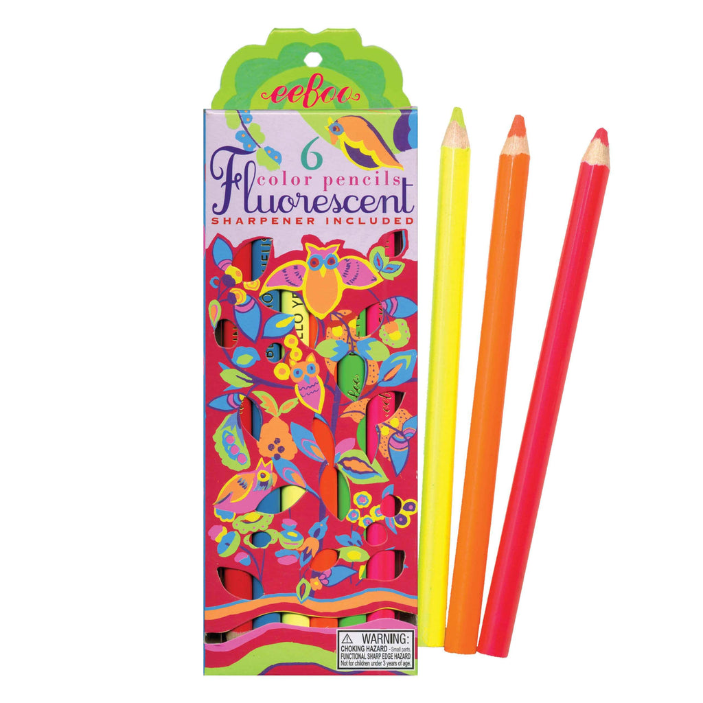 Owl Fluorescent Pencil
