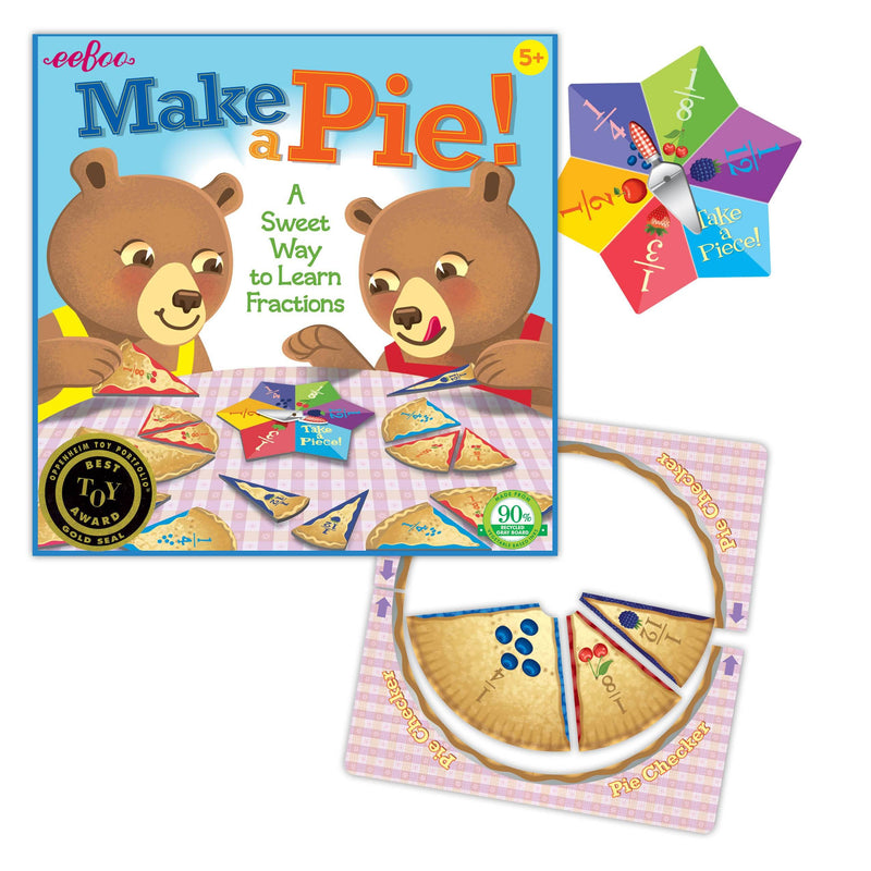 Make a Pie Game (2ED)
