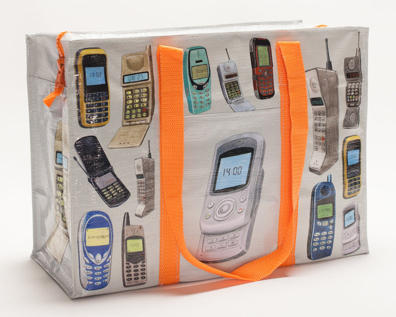 Cell Phones Shoulder Tote