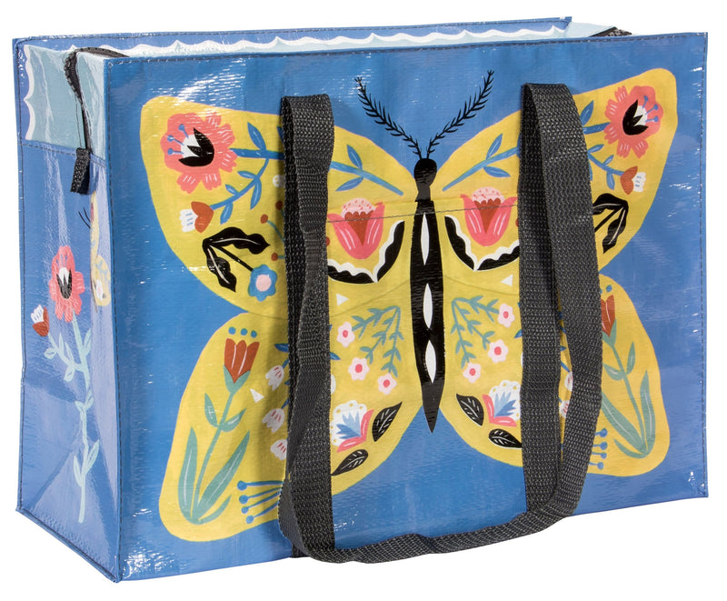 Butterfly Shoulder Tote