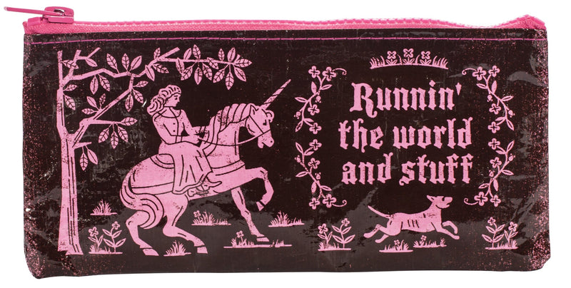 Runnin' The World And Stuff Pencil Case