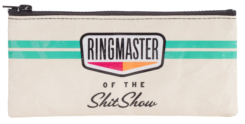 Ringmaster Shitshow Pencil Case