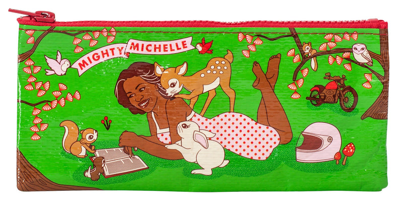 Mighty Michelle Pencil Case