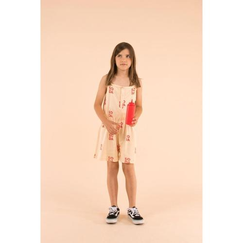 'Soda' Romper in Cream - ANTHILL shopNplay