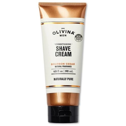 Conditioning Flash Foam Shave Cream in Bourbon Cedar