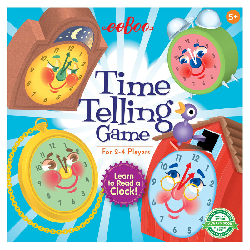 Time Telling Game (2ED)