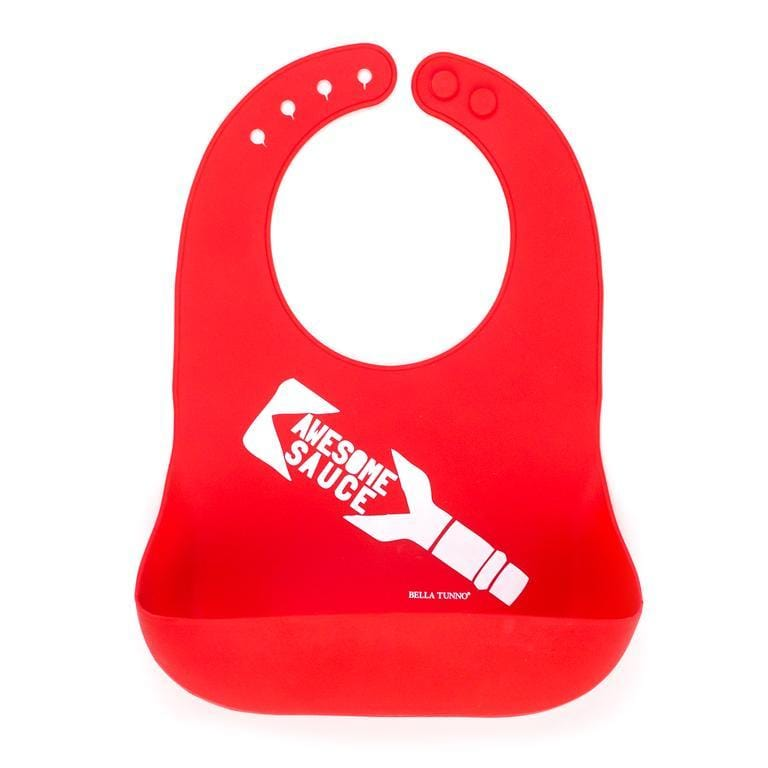 Awesome Sauce Wonder Bib - ANTHILL shopNplay