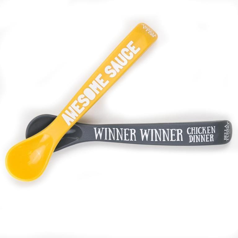 Awesome Sauce & Chicken Wonder Spoon Set