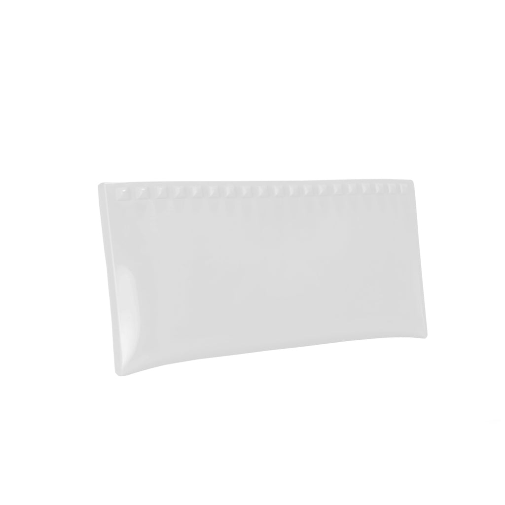 'Julian' Pochette Clutch in White - ANTHILL shopNplay