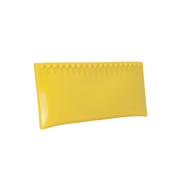 'Julian' Pochette Clutch in Yellow